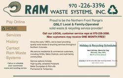 Ram Waste Systems, Inc.
