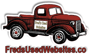 Fred's Used Websites logo